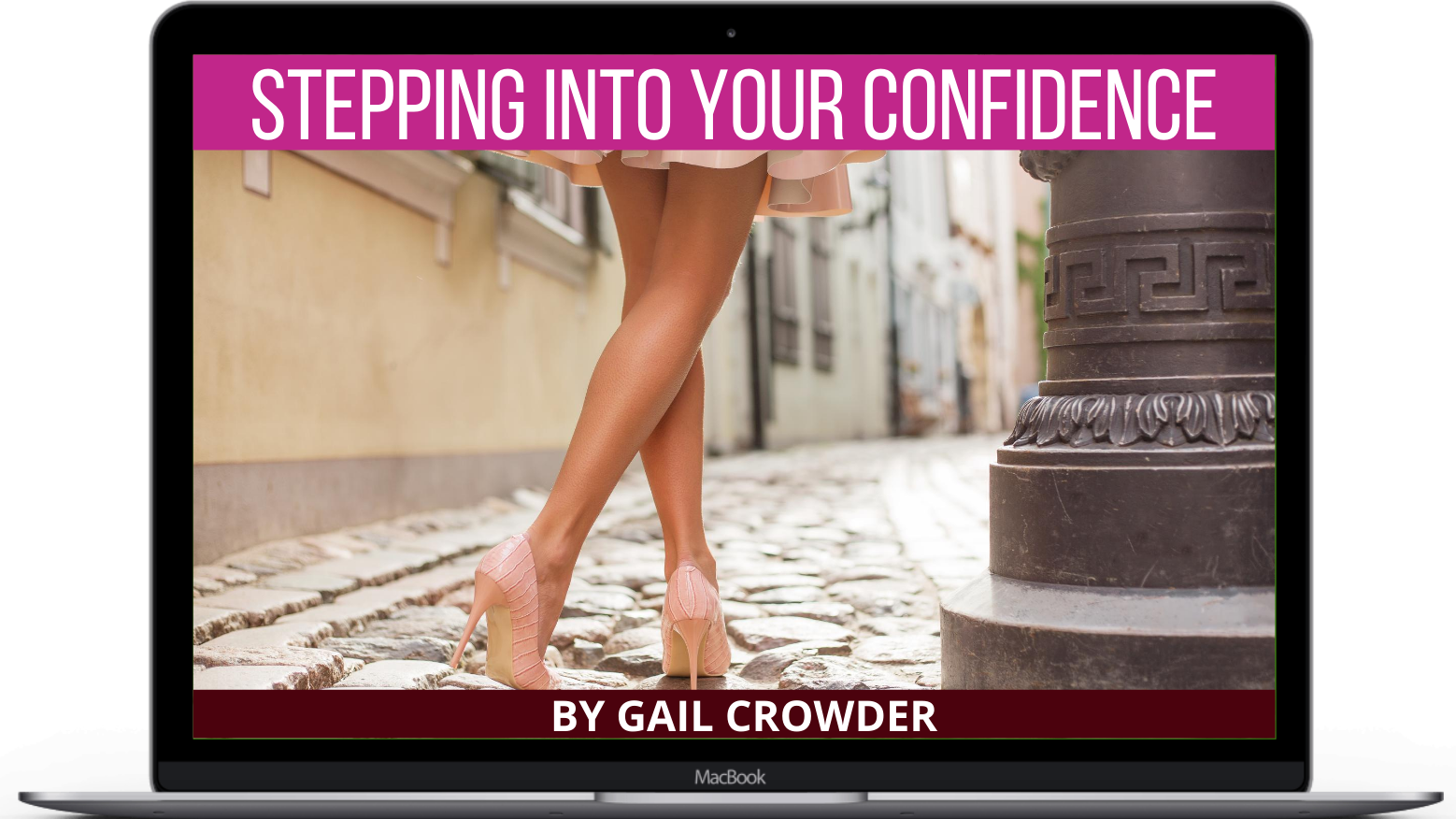 Stepping Into Your Confidence Ebook