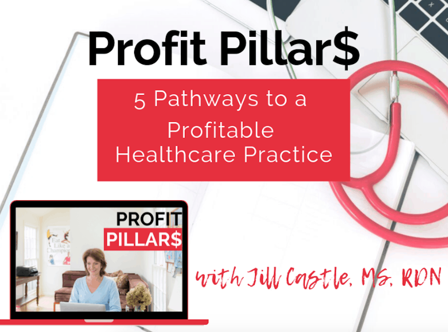 Profit Pillars: 5 Pathways to a Profitable Healthcare Practice