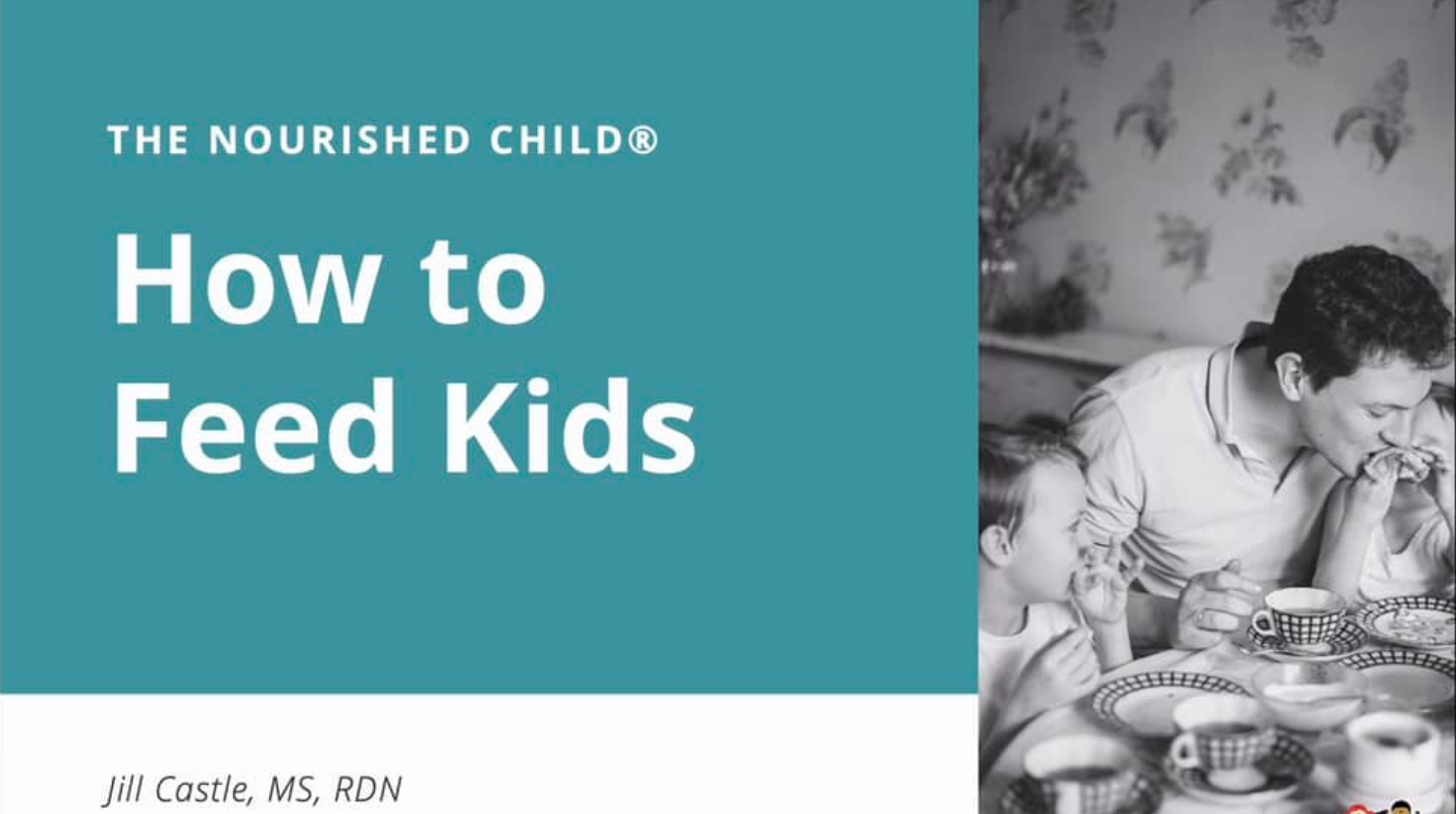 FREE TRAINING: How to Feed Kids