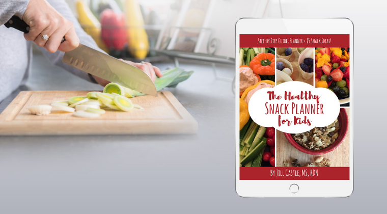 Healthy Snack Planner for Kids