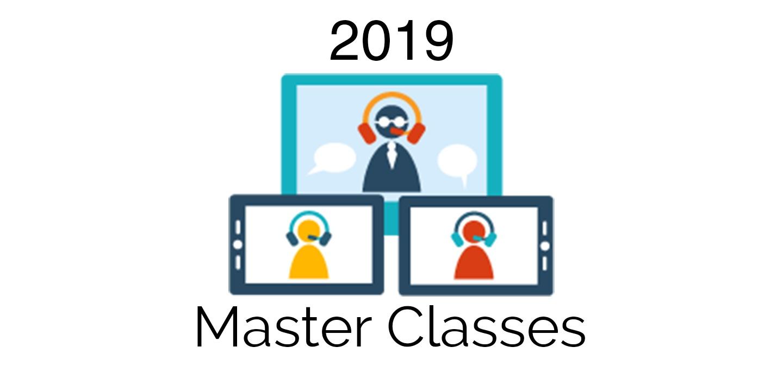 Master Classes | 2019