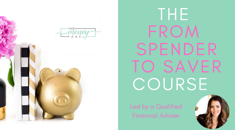 The 'From Spontaneous Spender To Savvy Saver' Course