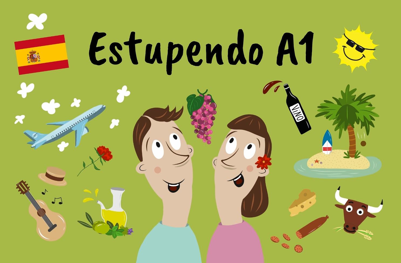 ESTUPENDO A1