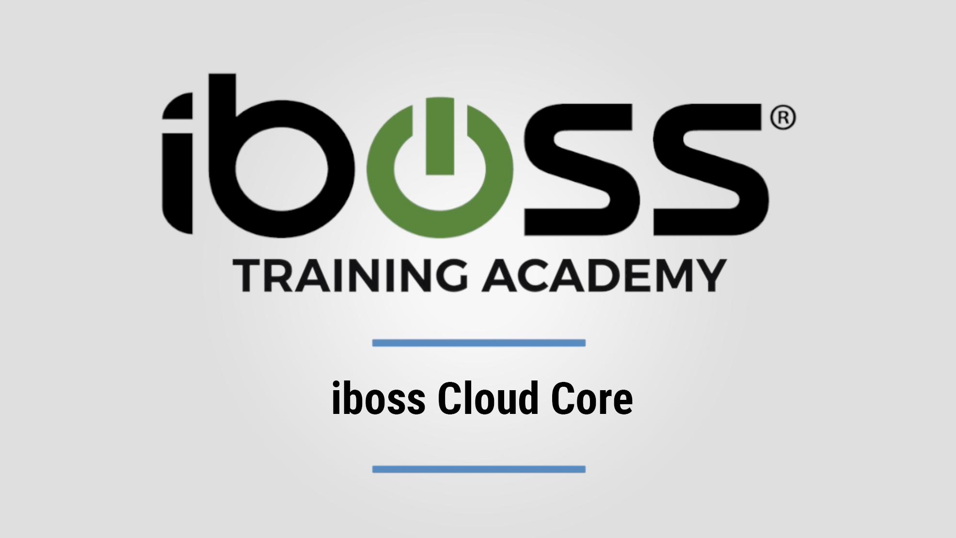 iboss Cloud Core Accreditation