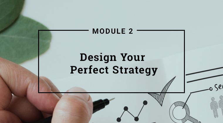Module 2: Design Your Perfect Strategy