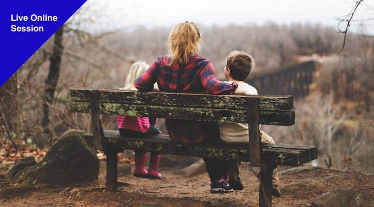 Parent and children together