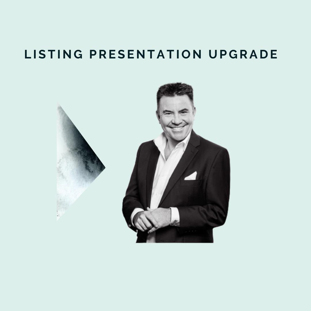 Listing Presentation Upgrade