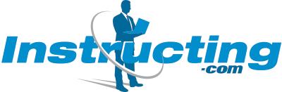 Instructing logo