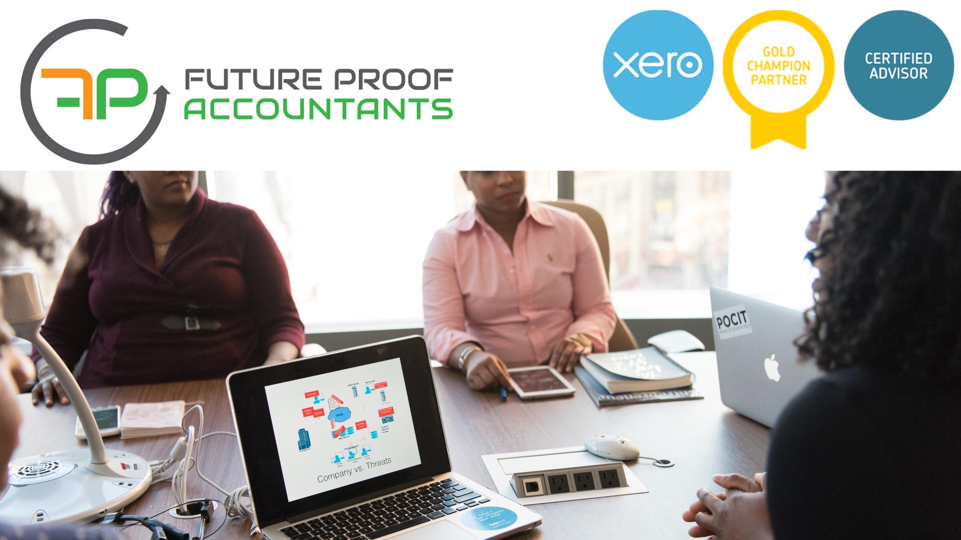 Xero Financial Reports Ready for Company