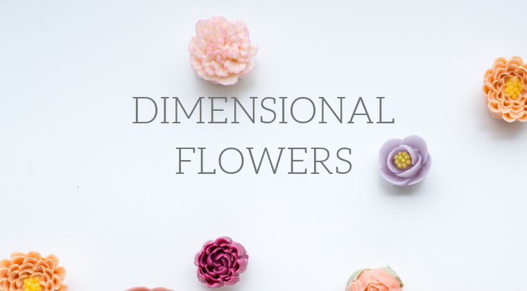 Dimensional Flowers