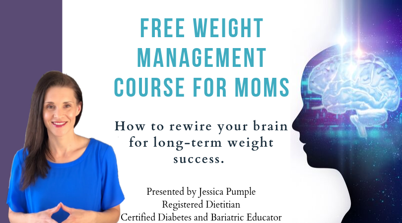 Free Weight Management Course For Moms