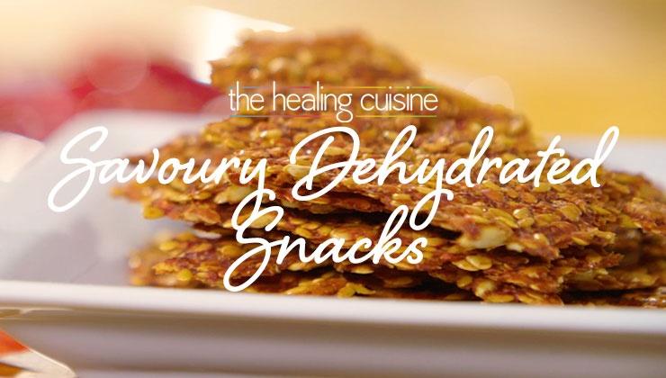 Savoury Dehydrated Snacks