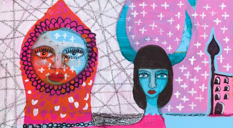 Creative Self-Expression Intuitive Art Workshop