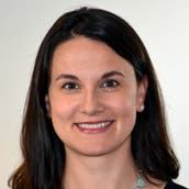 Maura Davis, Senior Director, Education at the American Gastroenterological Association (AGA)