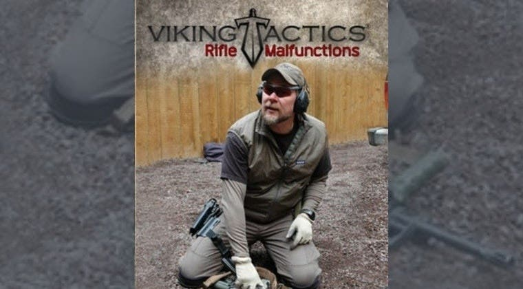 Rifle Malfunctions - Viking Tactics