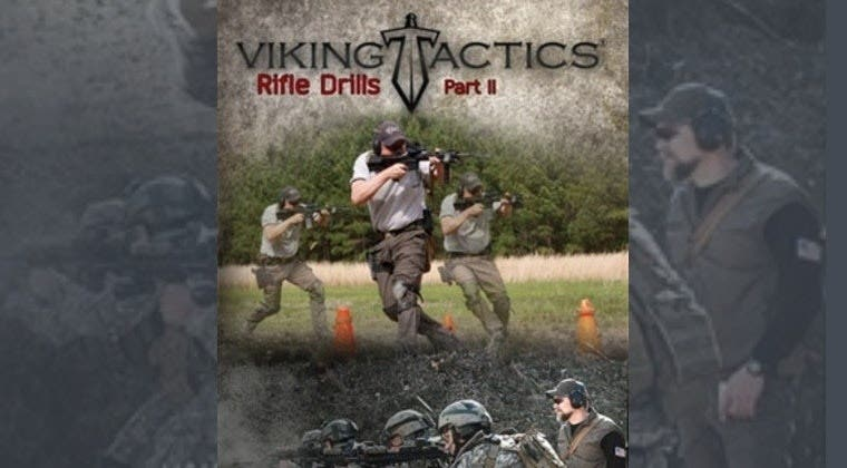Rifle Drills (Pt 2) - Viking Tactics