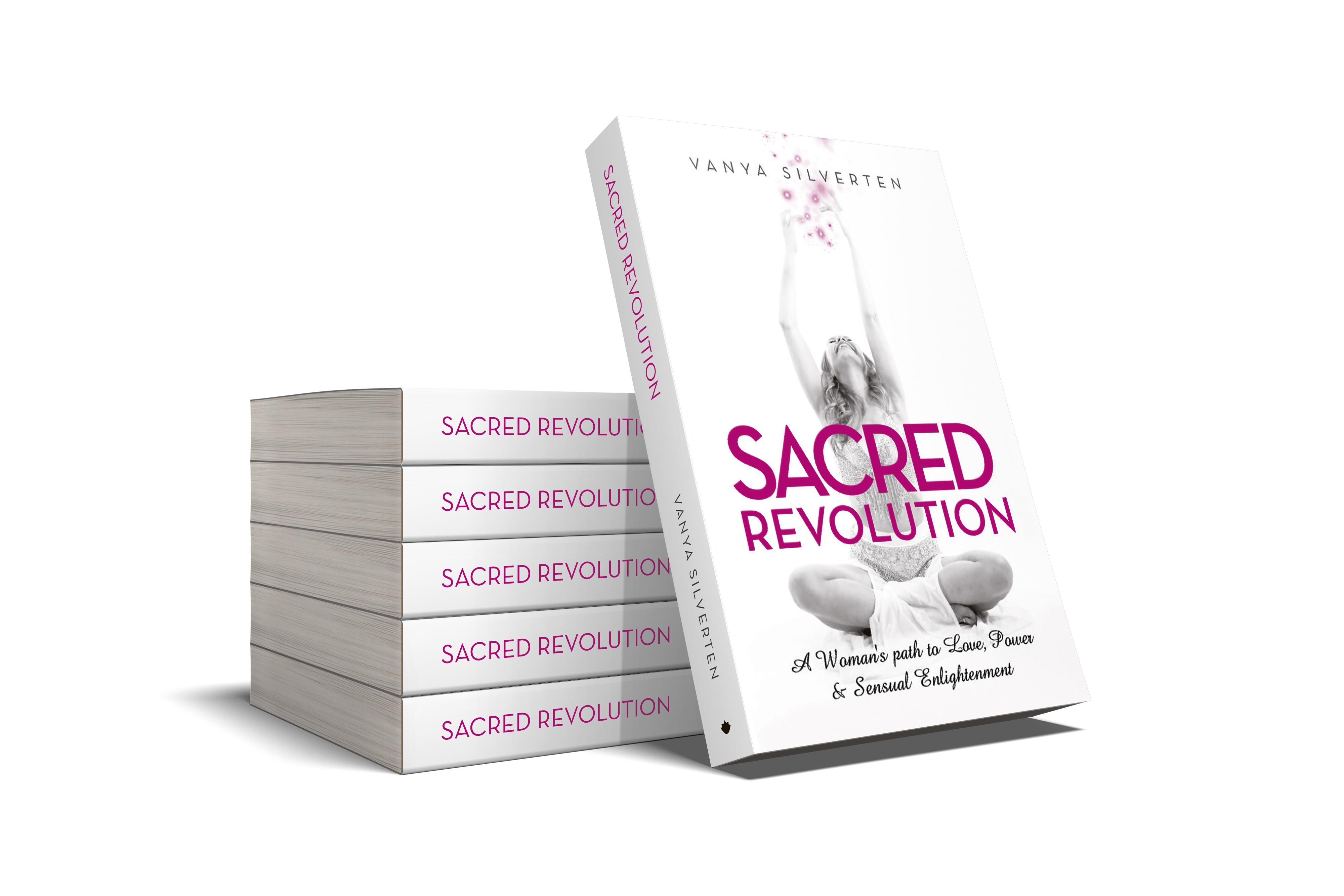 Sacred Revolution book