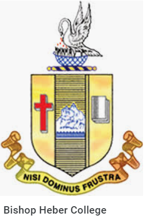 logo of Bishop Heber College