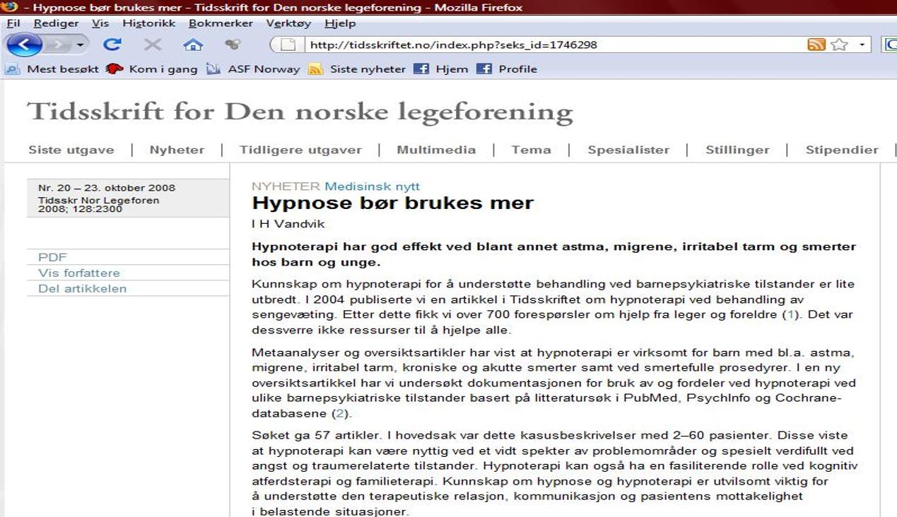 Screenshot av
