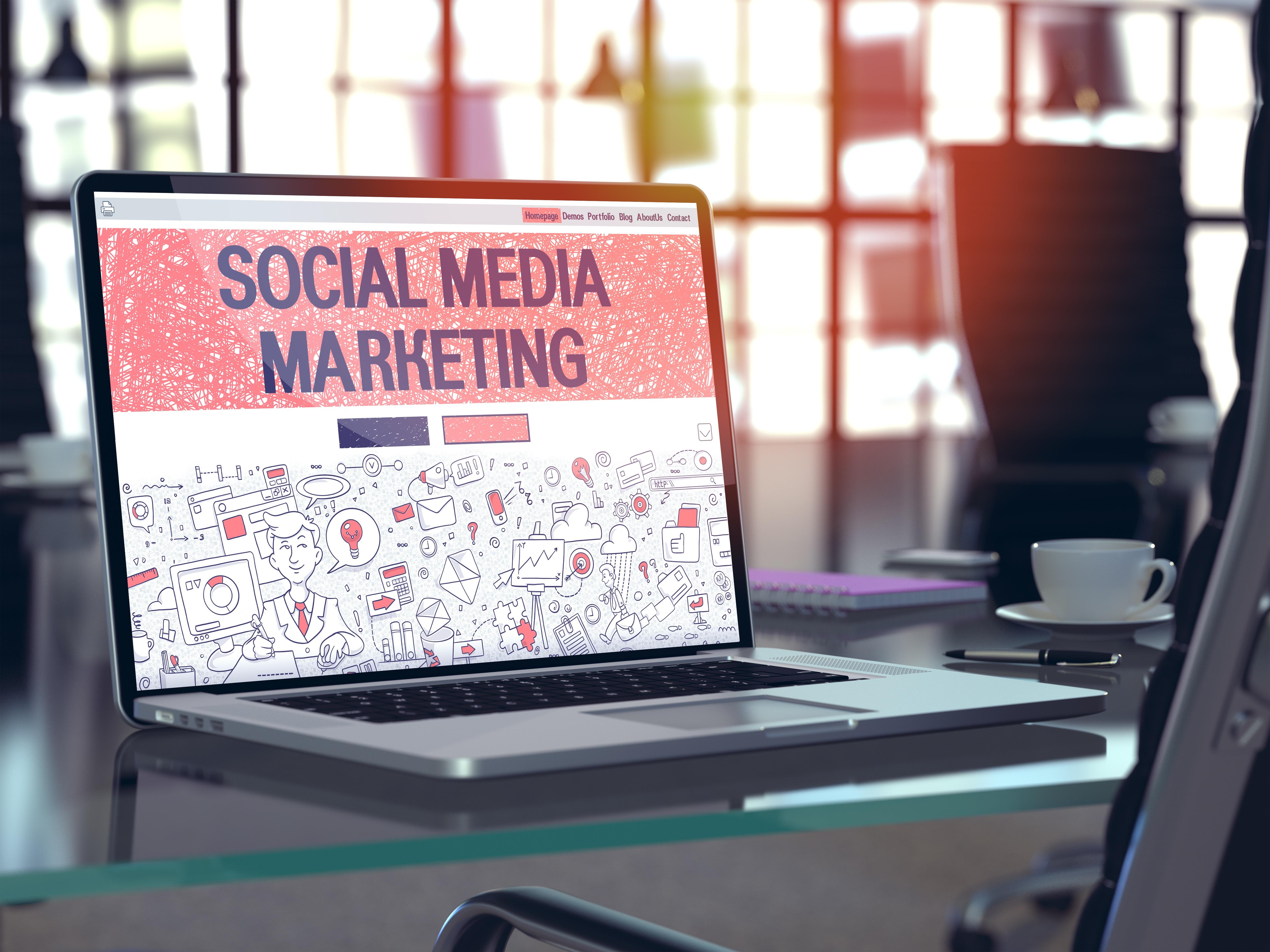 Social Media Marketing Kurs