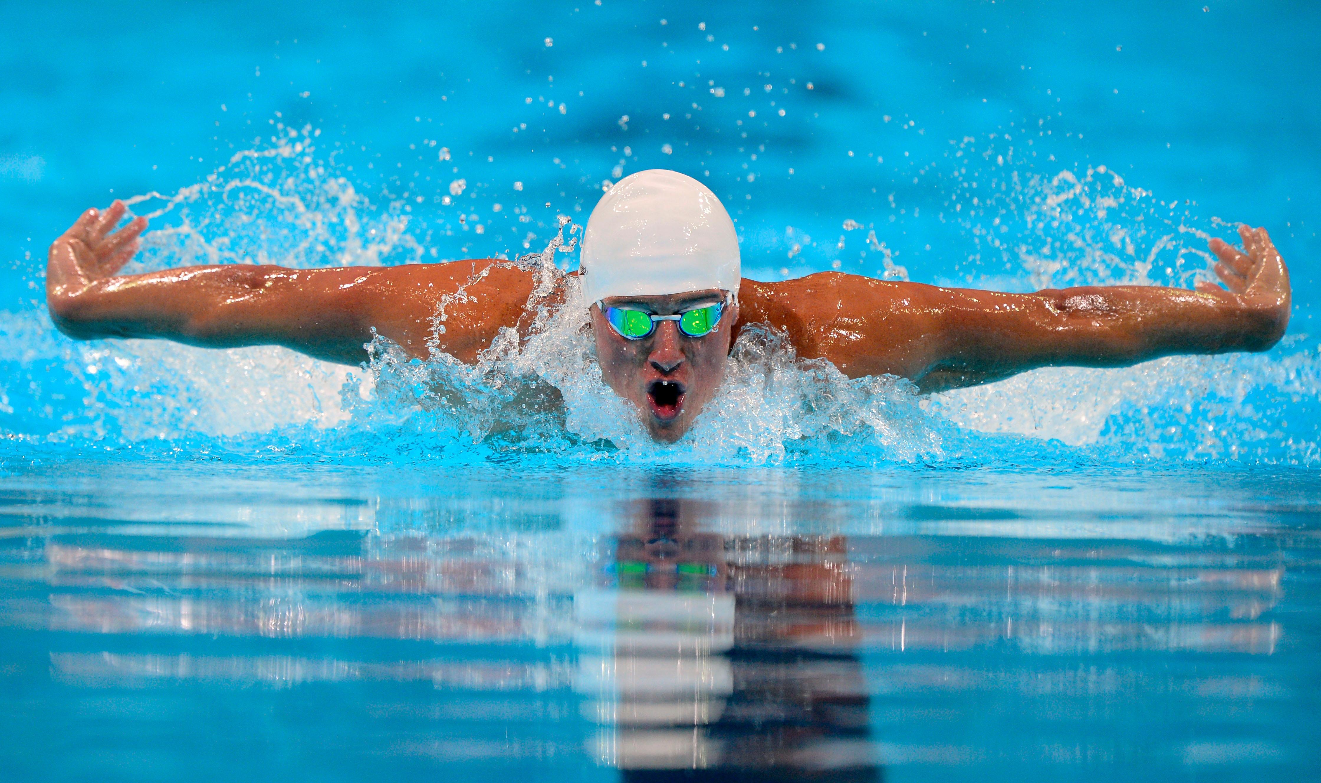 7 Day Swim Program