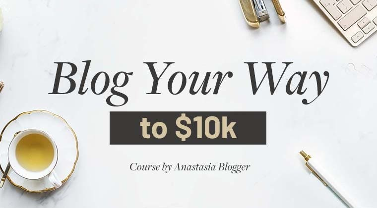 Blog Your Way to $10k Pre-Order