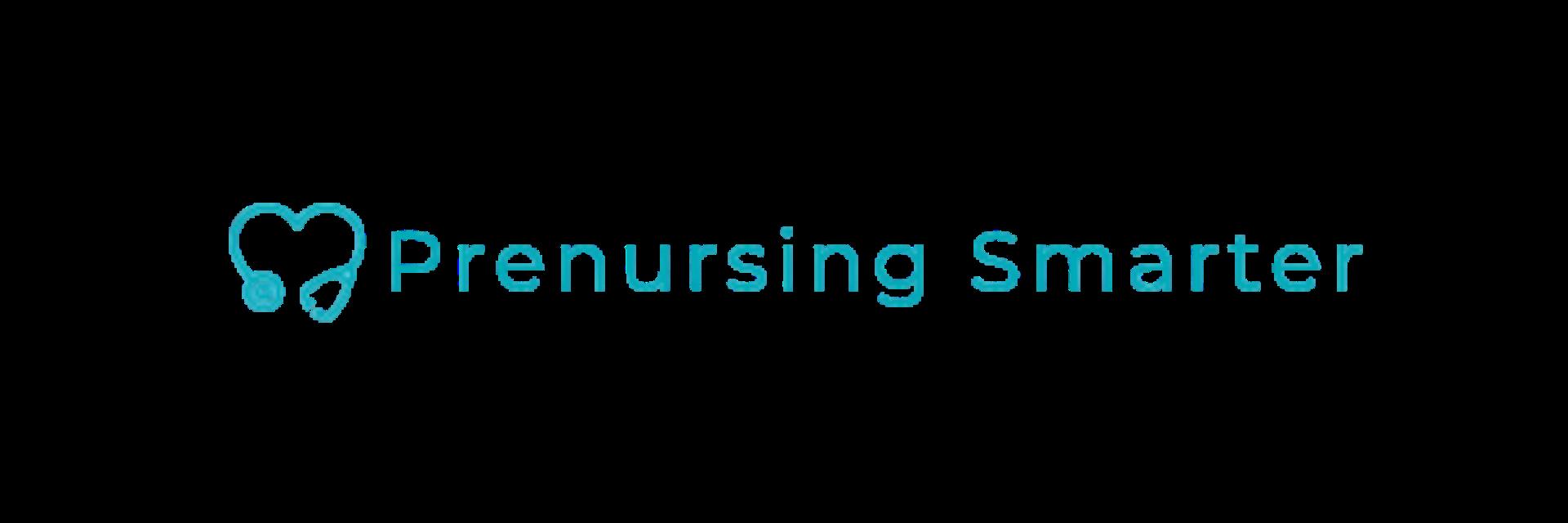 logo for prenursing smarter online test prep for the ati teas