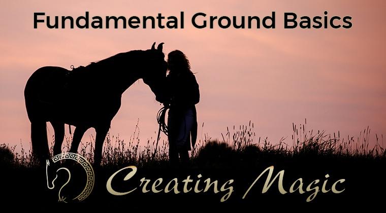 Creating Magic Series: Step 2 Fundamental Ground Basics