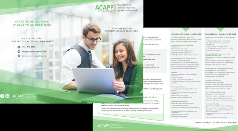 ACAPP Course Prospectus