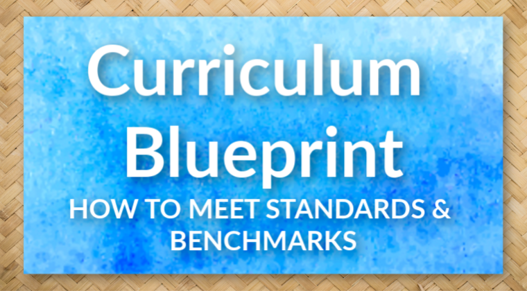 Curriculum Blueprint