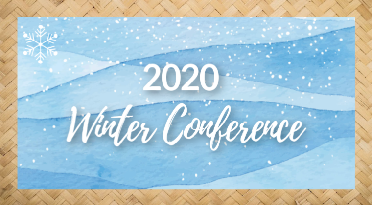 2020 Winter Conference