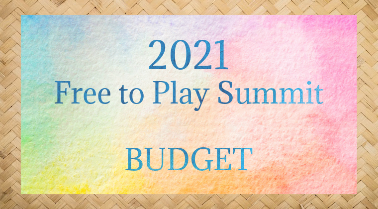 Free to Play Summit - Budget Access Pass