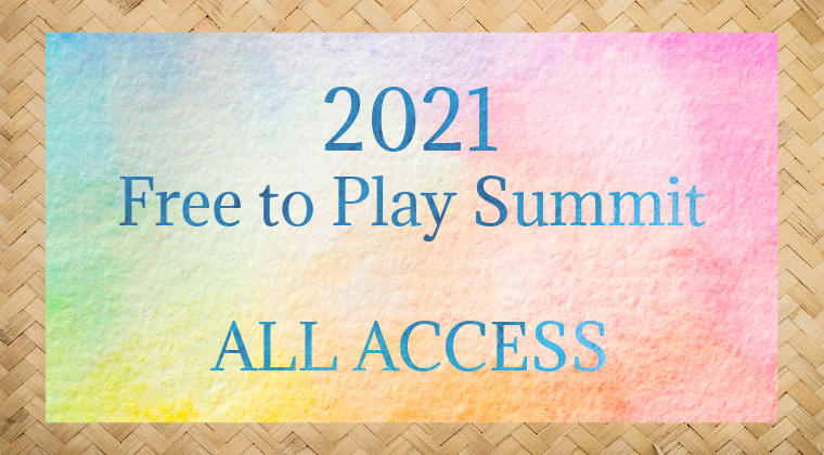 Free to Play Summit - All Access Pass