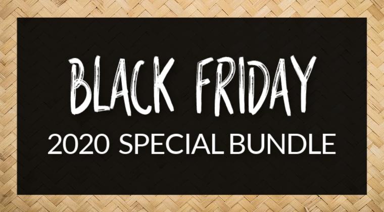2020 Black Friday Bundle