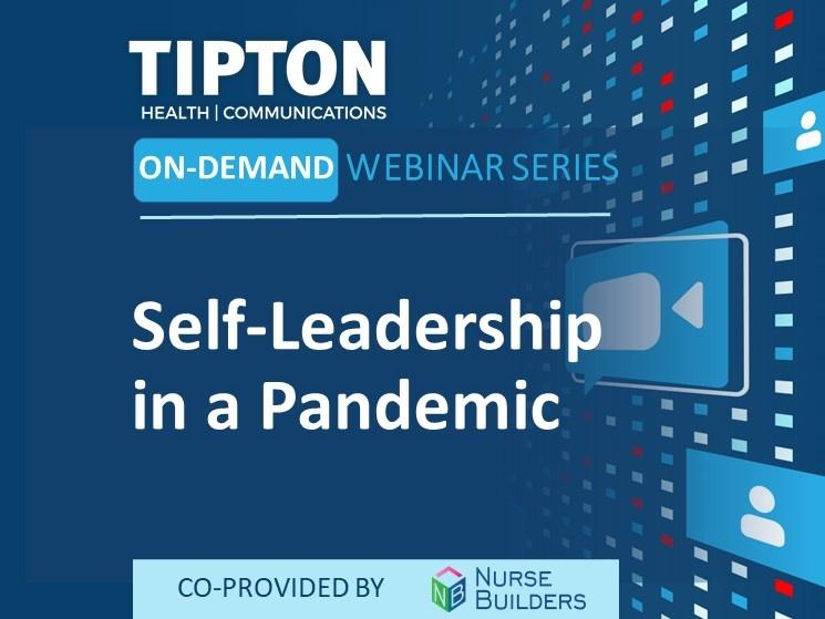On-Demand Webinar - Self-Leadership in a Pandemic