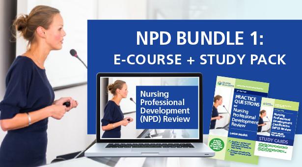 NPD Bundle 1:  E-Course + Study Pack