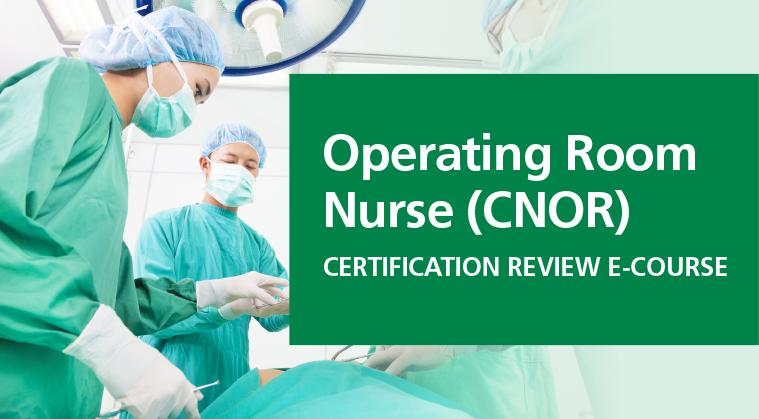 CNOR Review E-Course