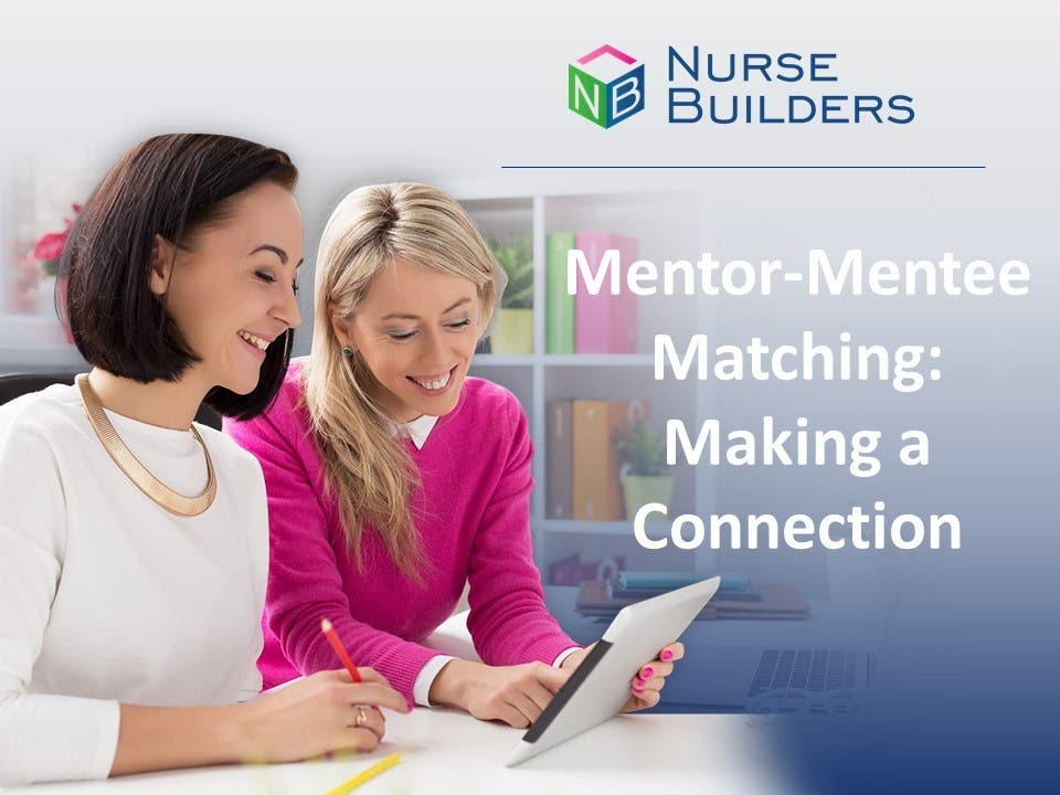Mentor-Mentee Matching:  Making a Connection