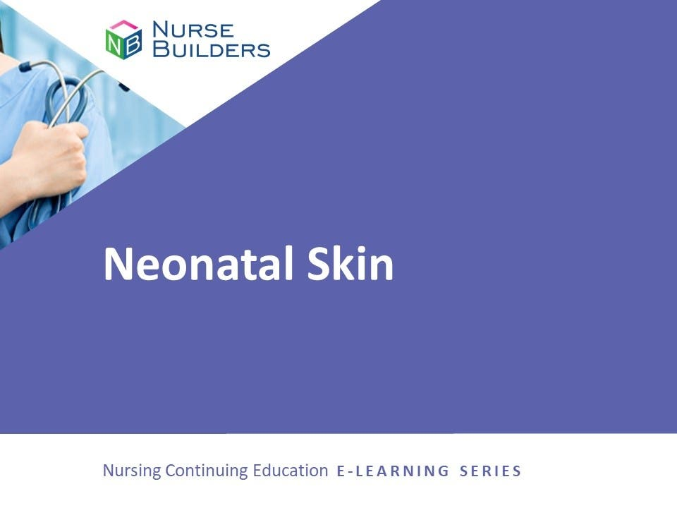 Neonatal Skin