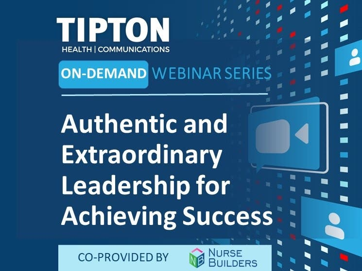 On-Demand Webinar - Authentic and Extraordinary Leadership for Achieving Success
