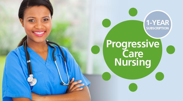 Progressive Care Nursing - Subspecialty CE Membership