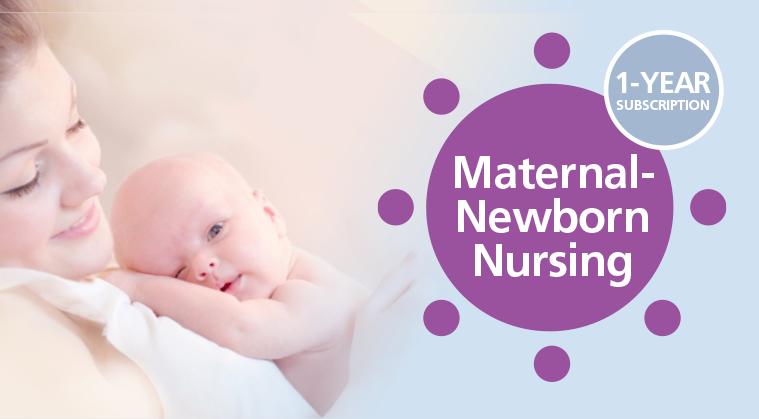 Maternal-Newborn Nursing - Subspecialty CE Membership