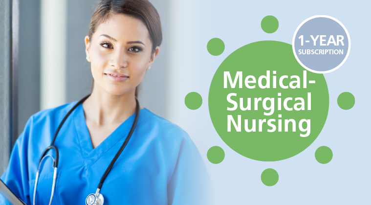 Medical-Surgical Nursing - Subspecialty CE Membership