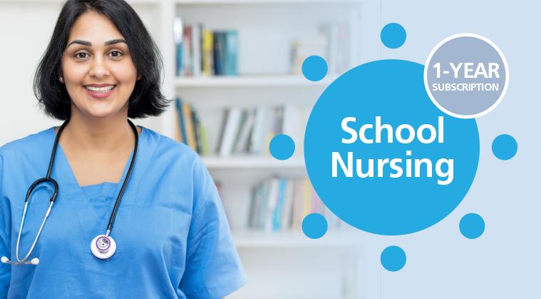 School Nursing - Subspecialty CE Membership