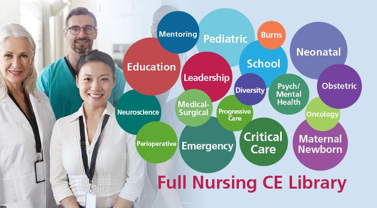Nurse Builders All Access CE Membership