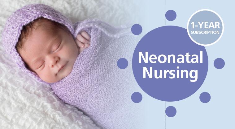Neonatal Intensive Care Nursing - Subspecialty CE Membership