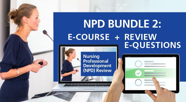 NPD Bundle 2:  E-Course + E-Questions