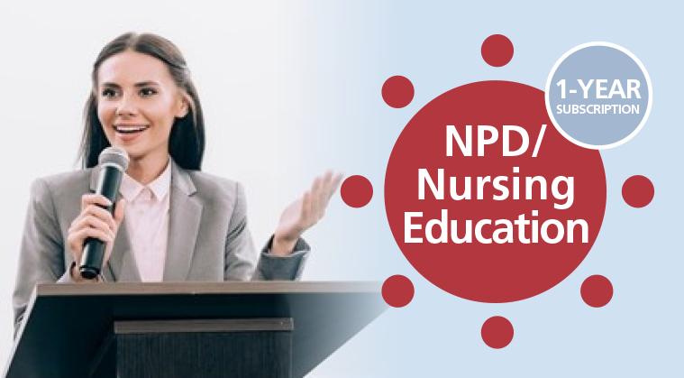 Nursing Professional Development (NPD) - Subspecialty CE Membership