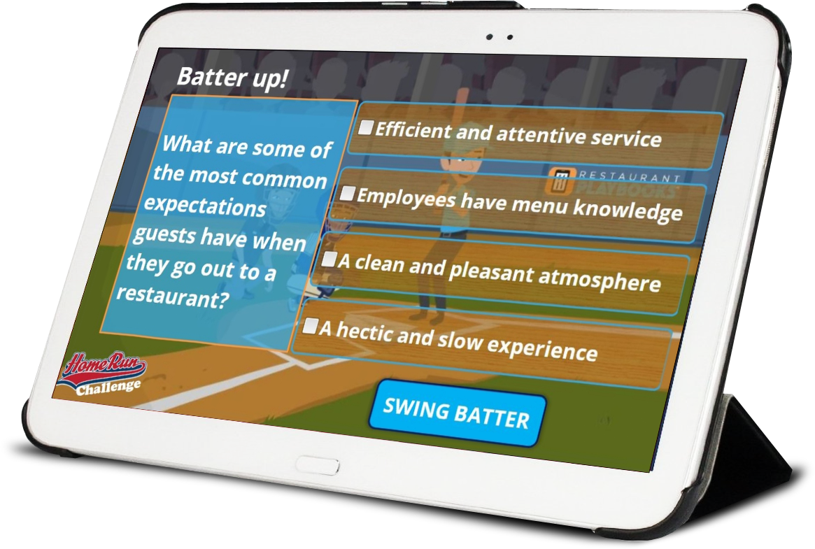 Develop Your Team of Hospitality All-Stars!