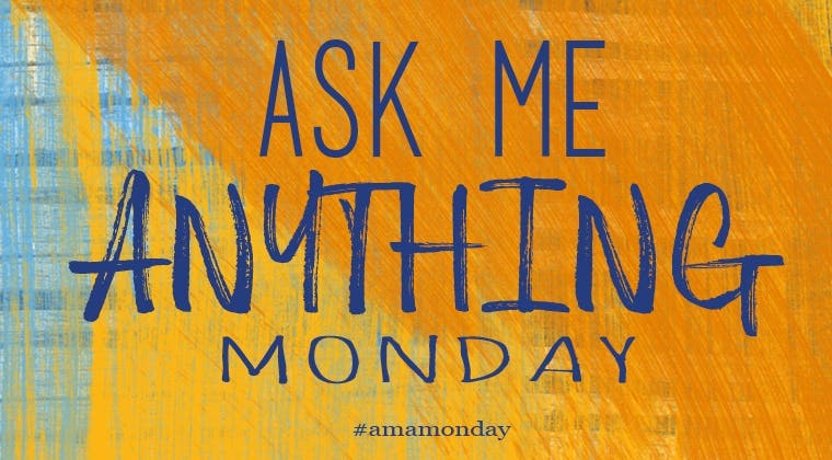 Ask Me Anything!<div> </div> A Free Online Answer Forum for ARTISTS